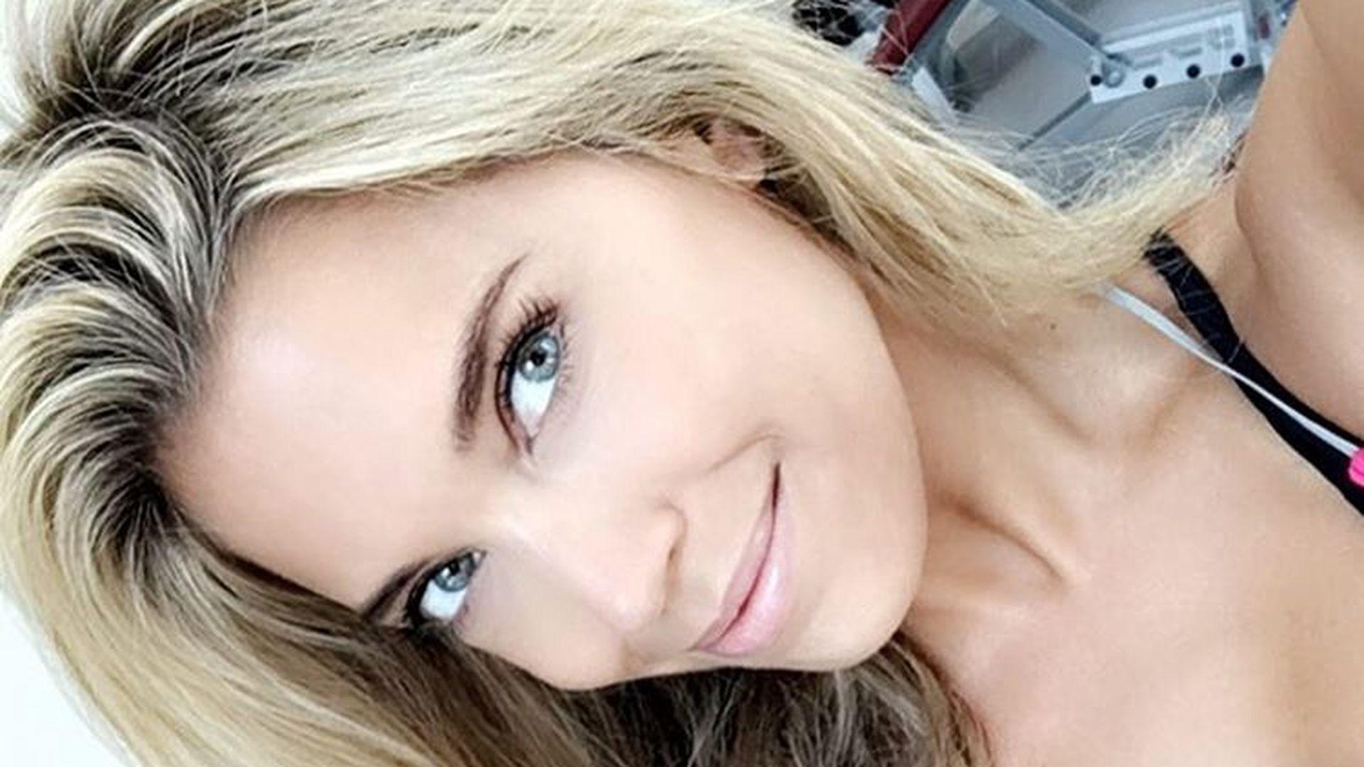 Neue Frisur Schnipp Schnapp Sylvie Meis Hat Die Haare Ab