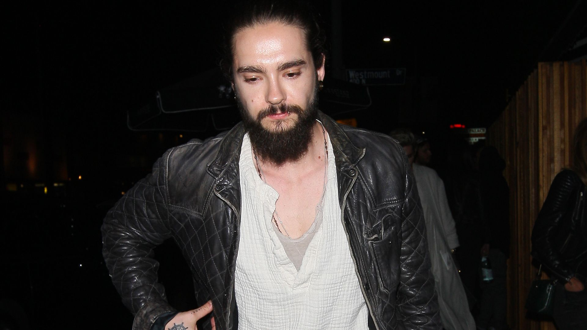 Picture of tom kaulitz - Bill Tom Kaulitz Beweisen Style Auf Der Fashion Week Promiflash De