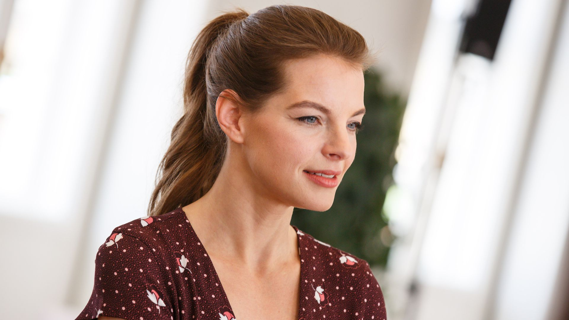 the voice of germany tr nen alarm bei yvonne catterfeld. Black Bedroom Furniture Sets. Home Design Ideas