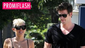 Miley Cyrus und Chris Hemsworth