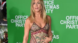 Jennifer Aniston auf der Office Christmas Party Premiere