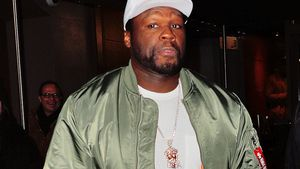 50 Cent in New York