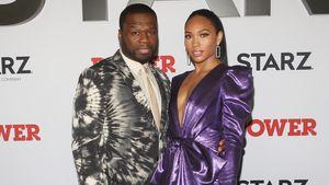 Offiziell: 50 Cent zeigt neue Freundin auf dem Red Carpet