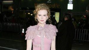 Nicole Kidman im Rosa-Schreckgespenst-Outfit