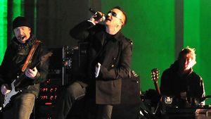 """Eklat um """"neue Berliner Mauer"""" rund um U2"""