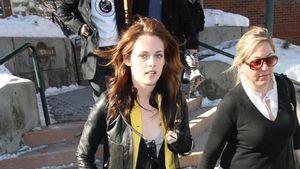 Kristen Stewart schießt Robert Pattinson in den Wind