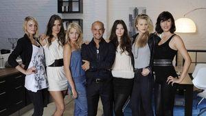Das sind die Models der Topmodel-WG