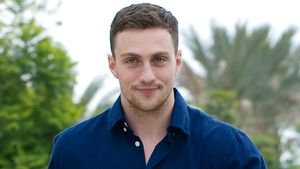 "Also doch! Aaron Taylor-Johnson in ""Avengers 2"""