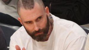 Irokesen-Look: Adam Levine setzt auf Bürstenschnitt und Bart