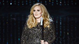 """Keine Lust! Adele schwänzt """"Band Aid""""-Aufnahme"""