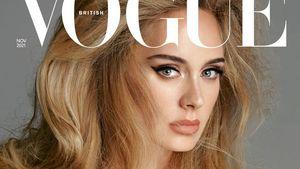 Wow! Erschlankte Adele begeistert auf dem Cover der Vogue!