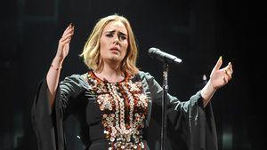 Adele beim Glastonbury Festival 2016