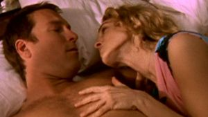 "Sarah Jessica Parker und John Corbett in ""Sex and the City"""