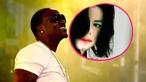 Verrückte Theorie: Rapper Akon glaubt, Michael Jackson lebt!