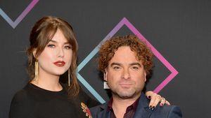 Erster Paar-Auftritt: TV-Star Johnny Galecki zeigt Freundin