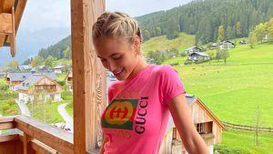 Herzmuskelentzündung: Model Alena Geber will kürzertreten
