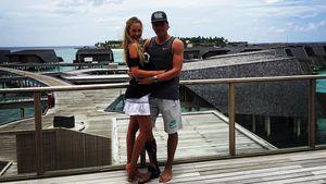 Nach Geburt: Alena Gerber & Clemens Fritz haben geheiratet