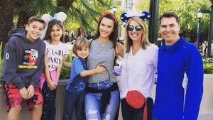 Auszeit mit den Kids: Alessandra Ambrosio rockt Disneyland!