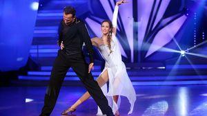 Alessandra Meyer-Wölden bei Let's Dance 4. Show
