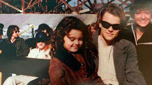 """""""Titanic""""-Mädchen zeigt Throwback-Foto mit Leonardo DiCaprio"""