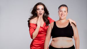 "Curvy echt so toll? Das sagt ""The Biggest Loser""-Alexandra!"