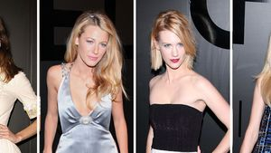 Chanel-Party: Wer war die schönste Besucherin?