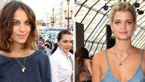 Trend-View: Jeanskleider lösen Denimhemden ab
