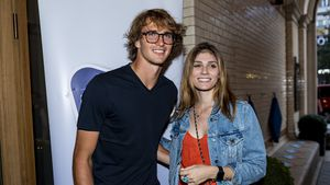Liebescomeback: Alexander Zverev & Olga sind wieder zusammen