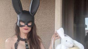 """So verrucht feiert Ex-""""Baywatch""""-Star Alicia Arden Ostern!"""