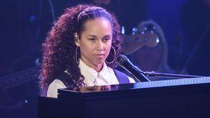 Shitstorm gegen Alicia Keys: Fans entsetzt von Schleier-Foto