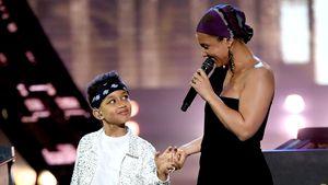 So süß! Hier musiziert Alicia Keys mit ihrem Sohn Egypt (10)