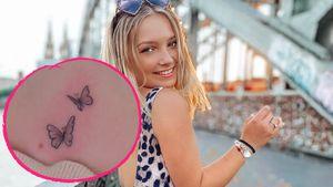 TikTok-Sternchen Alina Mour (18) hat jetzt ein Tattoo!