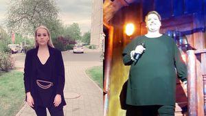 Gewicht halbiert: Aline Bachmann wiegt jetzt unter 100 Kilo!