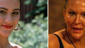 Krass: So sah Allegra Curtis vor 25 Jahren aus!