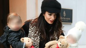 18 Monate alt: So groß sind Amal Clooneys Zwillinge schon!