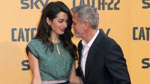 Amal Clooney legt Wow-Auftritt mit George bei Premiere hin!