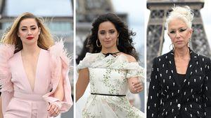 Amber Heard und Co.: Starauflauf bei der Paris Fashion Week