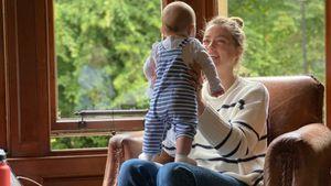 Sechs Monate alt! Amber Heard teilt neues Foto ihrer Tochter