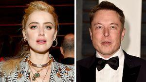 Amber Heard soll sich heimlich mit Elon Musk getroffen haben