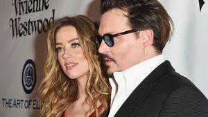 """""""Nicht wahr"""": Amber Heard streitet Gewalt gegen Johnny ab"""