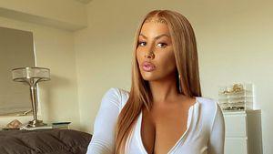 Erkannt? Model Amber Rose hat jetzt plötzlich lange Haare!