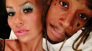 Verliebte Neckereien: Reunion bei Wiz Khalifa & Amber Rose?