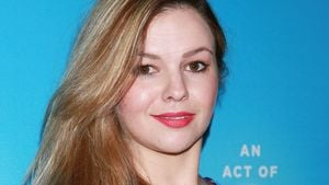 Amber Tamblyn in New York