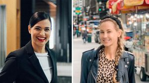 Doppel-Talk: So wurden Amira und Olis Ex Sandy Freundinnen