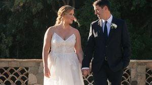 Hochzeits-Kracher: Komikerin Amy Schumer ist unter der Haube