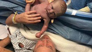 Amy Schumer teilt intimes Foto von der Geburt ihres Sohnes