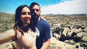 Ben Affleck und Freundin Ana knutschen in neuem Musikvideo