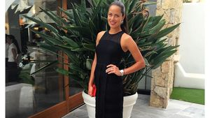 Ana Ivanovic bei der Players Party der Mallorca Open 2016