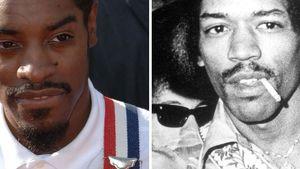 Andre 3000 wird zu Woodstock-Legende Jimi Hendrix