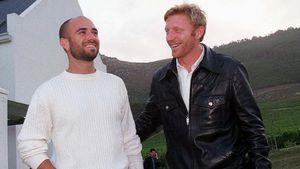 Offener Brief: Agassi erhält Entschuldigung von Boris Becker